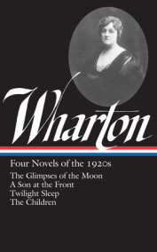 Edith Wharton: Four Novels of the 1920s (LOA #271)