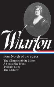 Edith Wharton: Four Novels of the 1920s