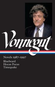 Kurt Vonnegut: Novels 1987-1997 (LOA #273)