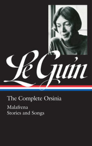 Ursula K. Le Guin: The Complete Orsinia (LOA #281)