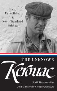 The Unknown Kerouac (LOA #283)