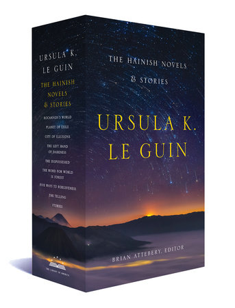 Ursula K. Le Guin: The Hainish Novels and Stories by Ursula K. Le Guin
