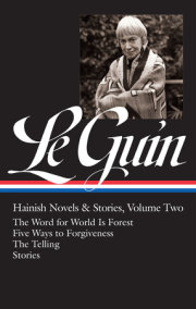 Ursula K. Le Guin: Hainish Novels and Stories Vol. 2 (LOA #297)