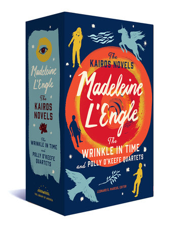 Madeleine L'Engle: The Kairos Novels: The Wrinkle in Time and Polly O'Keefe  Quartets by Madeleine L'Engle