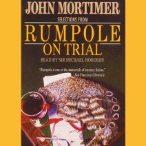 Rumpole on Trial Cover
