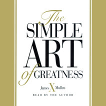 Simple Art of Greatness Cover
