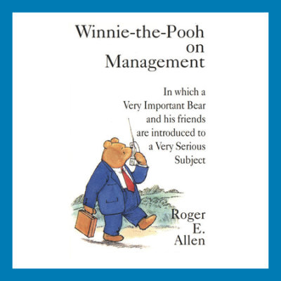Winnie-the-Pooh on Management cover