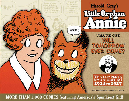 Complete Little Orphan Annie Volume 1 by Harold Gray