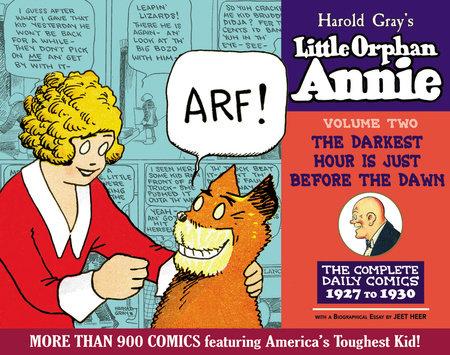 Complete Little Orphan Annie Volume 2