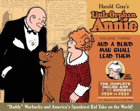 Complete Little Orphan Annie Volume 3