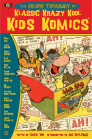 The Golden Treasury of Klassic Krazy Kool Kids Komics