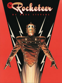 The Rocketeer: The Complete Adventures Deluxe Edition