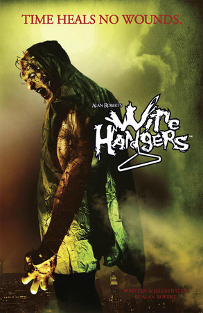 Wire Hangers by Alan Robert