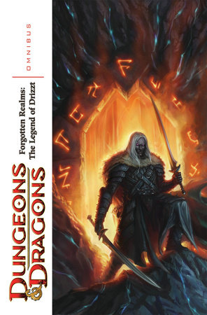 The cover of the book Dungeons & Dragons: Forgotten Realms - Legends of Drizzt Omnibus Volume 1