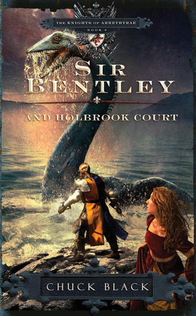 Sir Bentley and Holbrook Court by Chuck Black