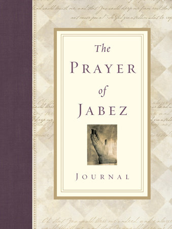 The Prayer of Jabez Journal by Bruce Wilkinson
