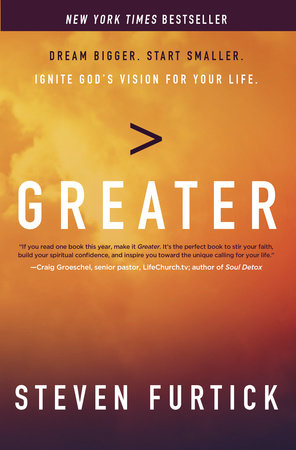 Greater by Steven Furtick