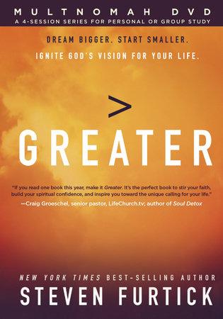 Greater DVD by Steven Furtick
