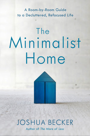 The Minimalist Home Book Cover Picture