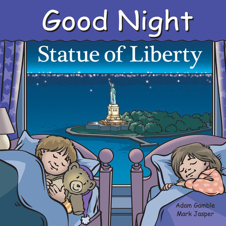 Good Night Statue of Liberty by Adam Gamble and Mark Jasper