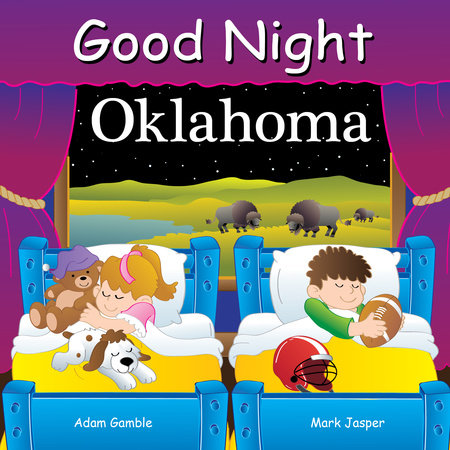 Good Night Oklahoma by Adam Gamble and Mark Jasper