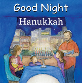 Good Night Hanukkah