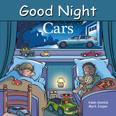 Good Night Cars by Adam Gamble and Mark Jasper