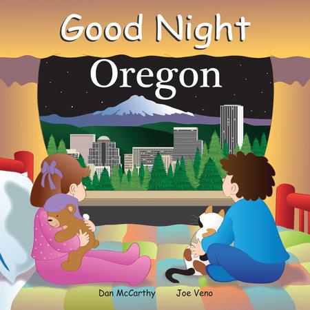 Good Night Oregon by Dan McCarthy