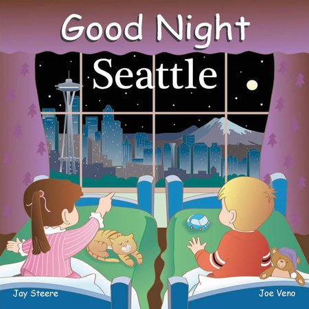 Good Night Seattle by Jay Steere