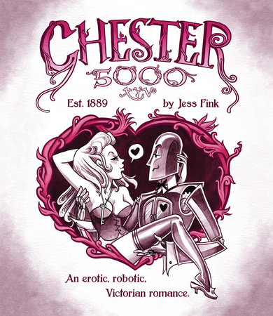 Chester 5000 by Jess Fink
