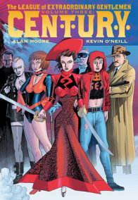 The League of Extraordinary Gentlemen (Volume III): Century