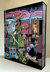 The League of Extraordinary Gentlemen: Nemo Trilogy (Slipcase Edition)