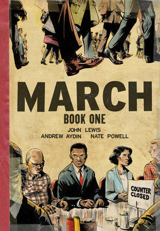 March: Book One (Oversized Edition)