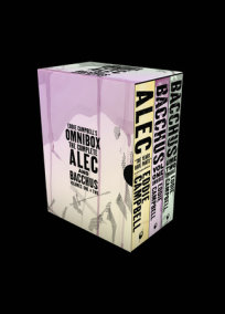 Eddie Campbell's Omnibox: The Complete Alec and Bacchus