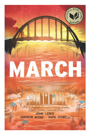 March (Trilogy Slipcase Set) by John Lewis and Andrew Aydin