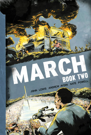 March: Book Two by John Lewis and Andrew Aydin