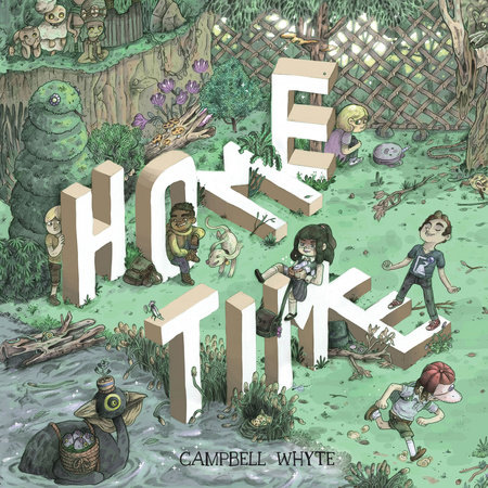 Home Time (Book One) by Campbell Whyte