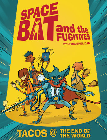 Spacebat and The Fugitives (Book One)