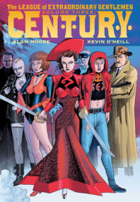 The League of Extraordinary Gentlemen (Vol III): Century