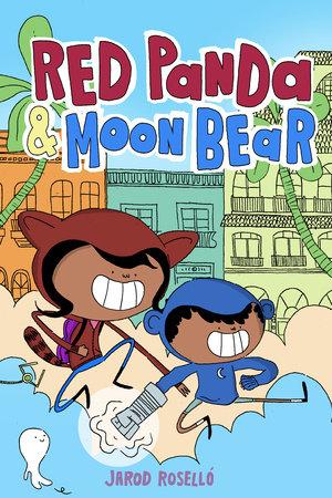 Red Panda & Moon Bear by Jarod Rosello | PenguinRandomHouse com: Books