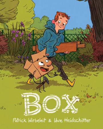 Box (Book One) by Patrick Wirbeleit