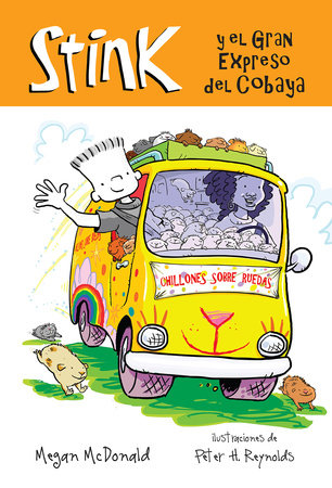Stink y el Gran Expreso del Cobaya / Stink and The Great Guinea Pig Express by Megan McDonald