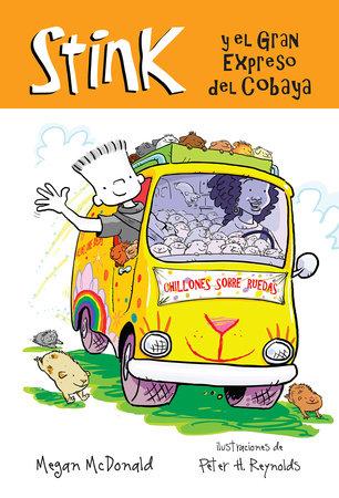 Stink y el Gran Expreso del Cobaya