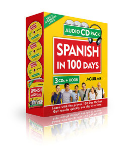 Spanish in 100 Days (Libro + 3 CDs) / Spanish in 100 days Audio Pack