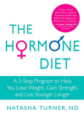 The Hormone Diet by Natasha Turner