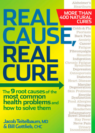 Real Cause, Real Cure by Jacob Teitelbaum M.D. and Bill Gottlieb
