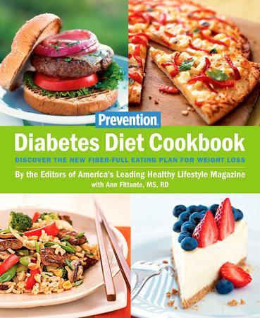 Prevention Diabetes Diet Cookbook