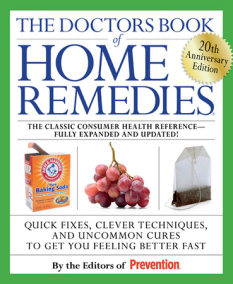 The Doctors Book of Home Remedies