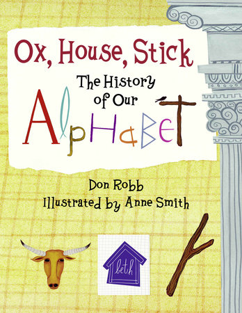 Ox, House, Stick by Don Robb