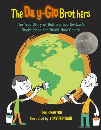 The Day-Glo Brothers by Chris Barton